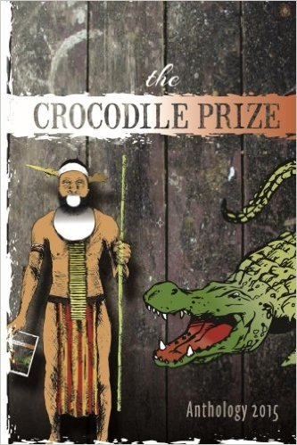 Crocodile Prize Anthology cover